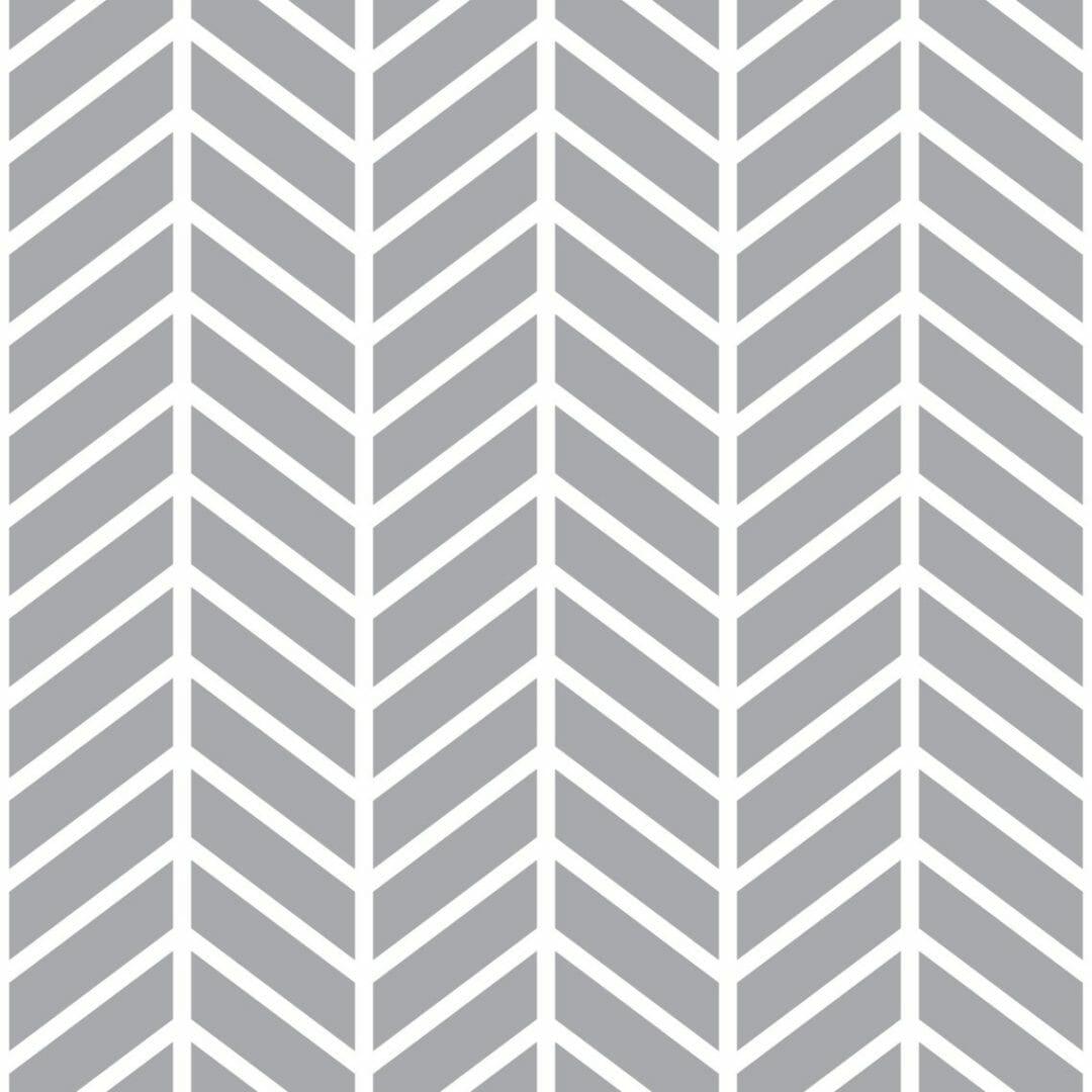 Herringbone wallpaper pattern close up