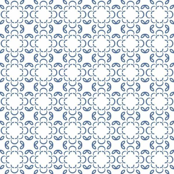 blueornamentdesignpattern