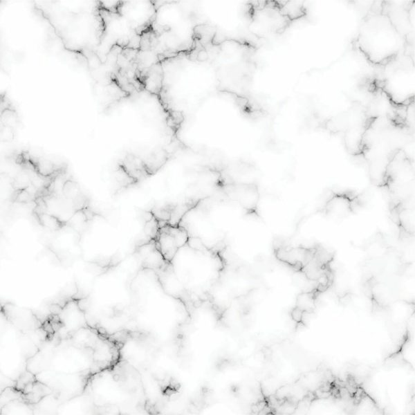 Grey and white marble wallpaper sample