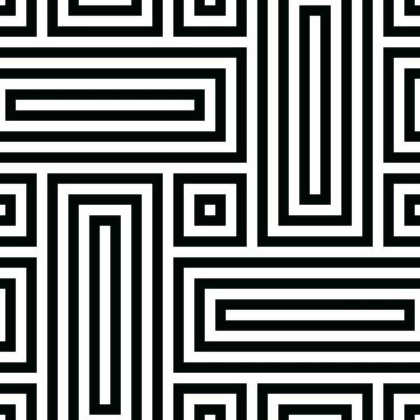 Peel and stick geometric figure wallpaper