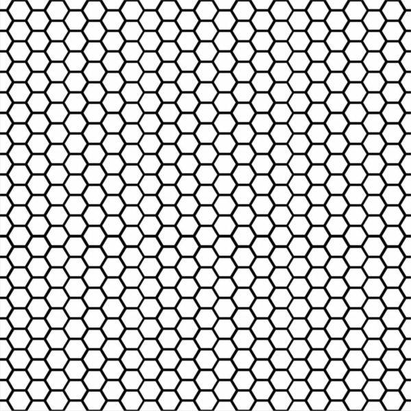 Peel and stick honeycomb wallpaper