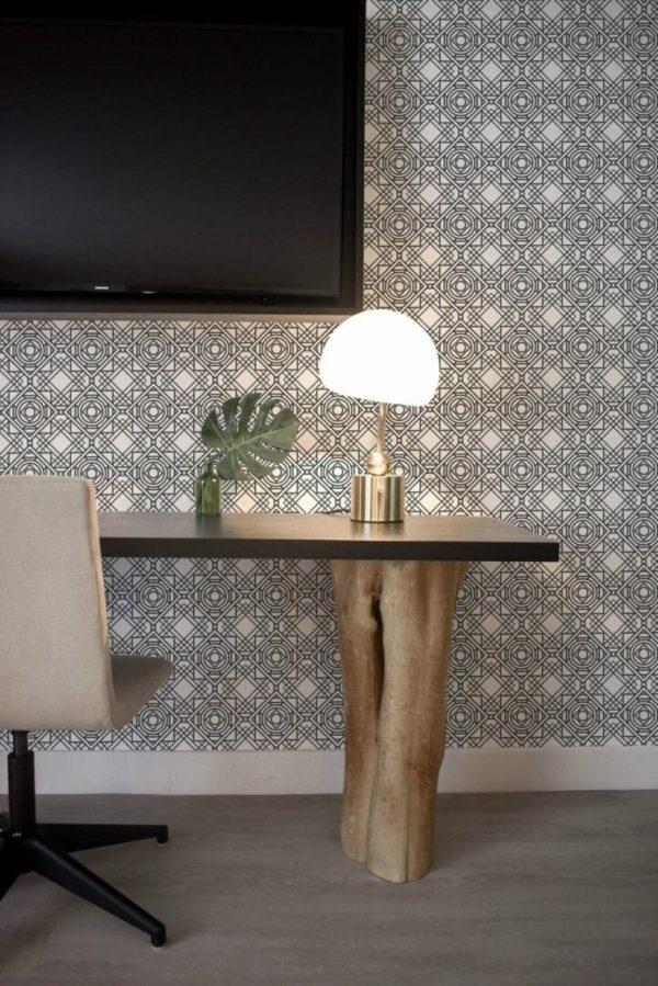 Self adhesive Art Deco wallpaper