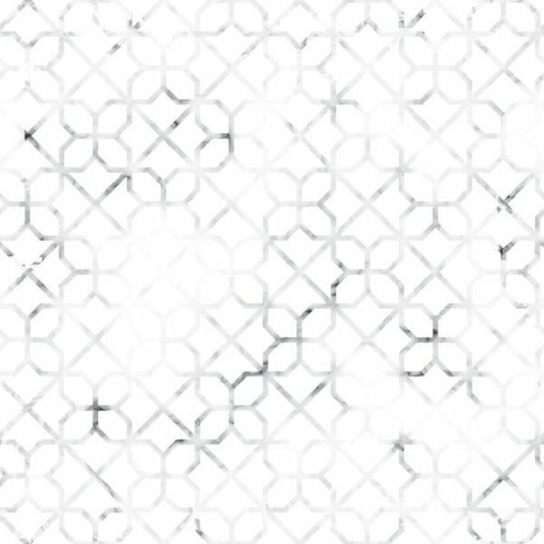 White Moroccan marble self-adhesive wallpaper