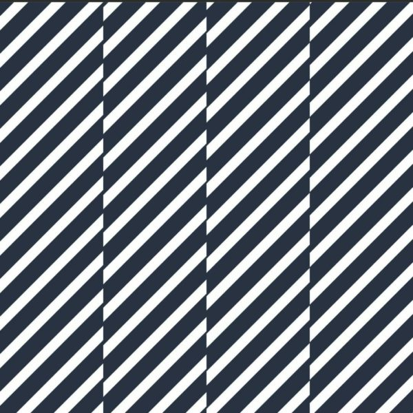 Peel and stick diagonal stripes wallpaper