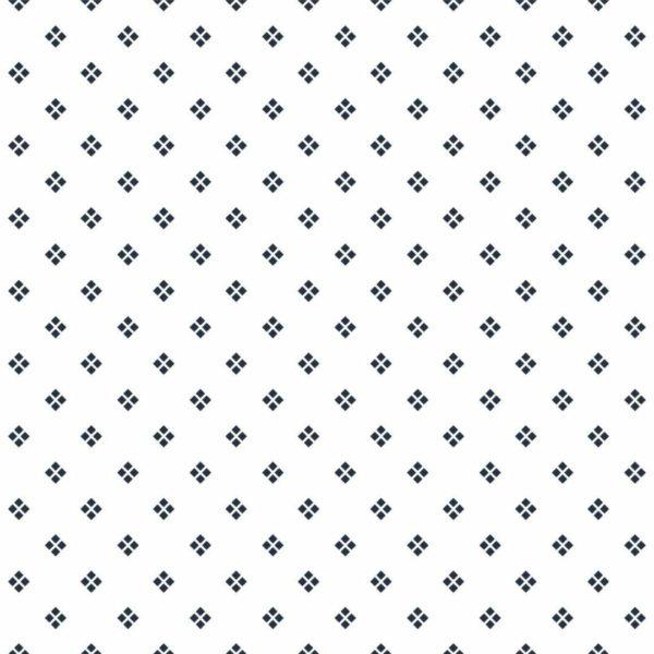 Peel and stick diamonds wallpaper