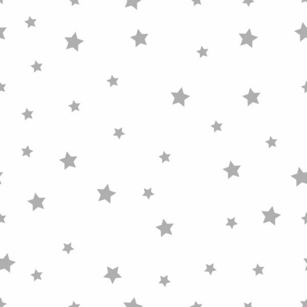 Peel and stick stars wallpaper