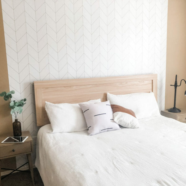 Bison Taupe wallpaper review by Alex