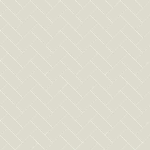 beige and white herringbone self-adhesive wallpaper
