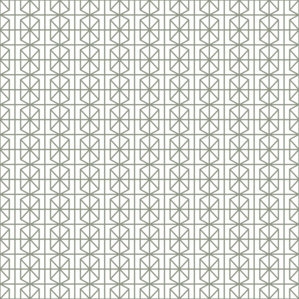green and white geometric self-adhesive wallpaper