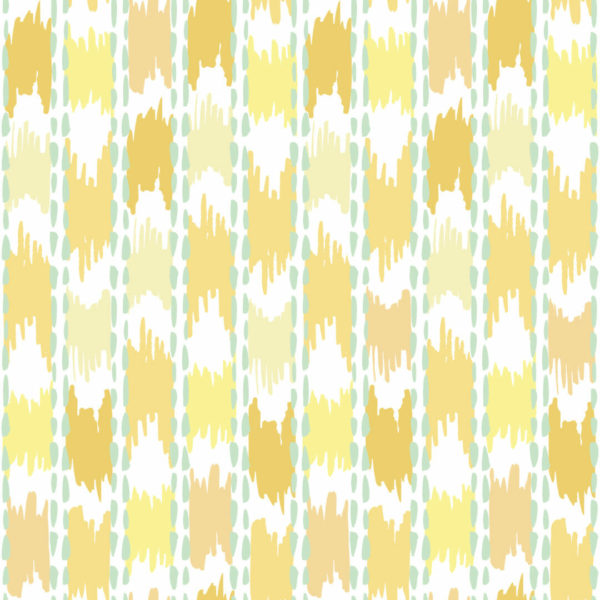 yellow and white patch peel and stick wallpaper