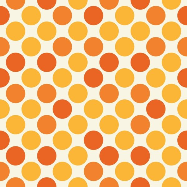 removable yellow and orange wallpaper
