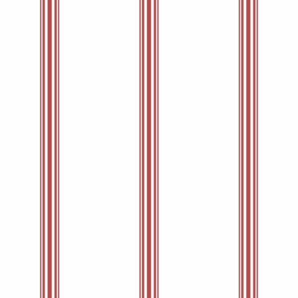 red french stripe design pattern