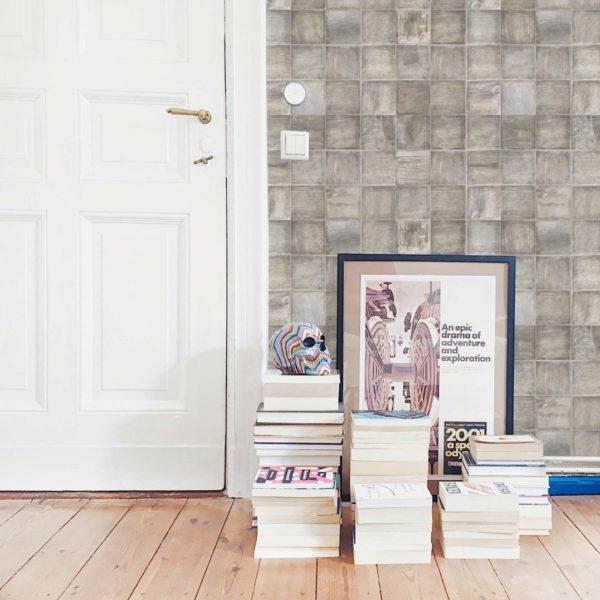 stone tile peel & stick