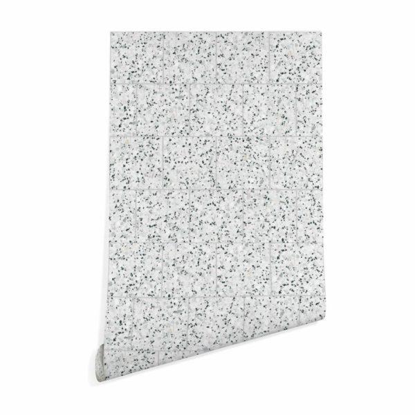 terrazzo tile peel stick wallpaper