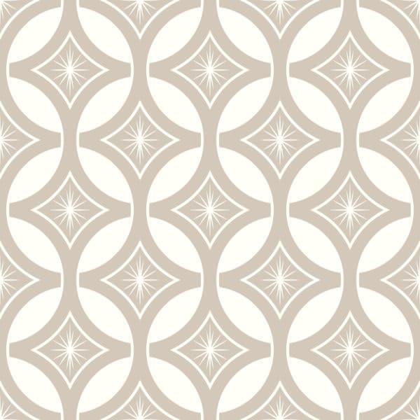 brown elegant geometric removable wallpaper