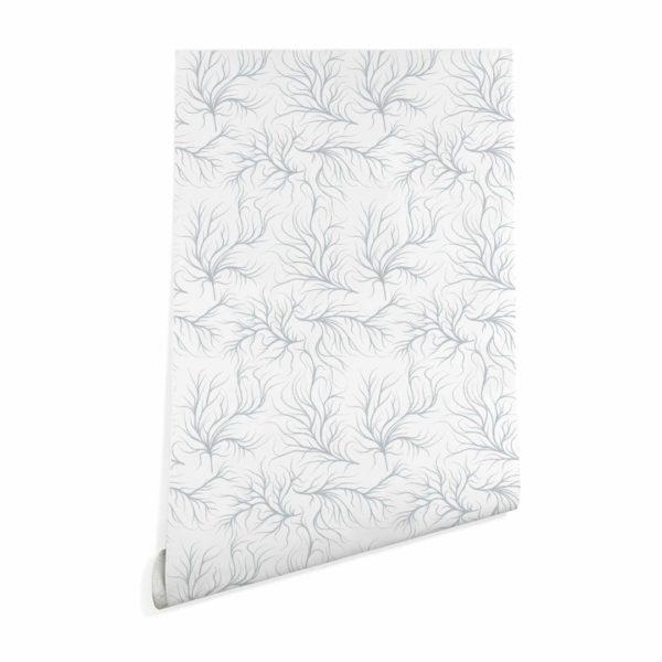 organic peel stick wallpaper