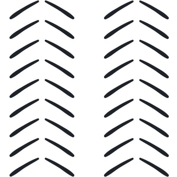 modern herringbone wallpaper pattern