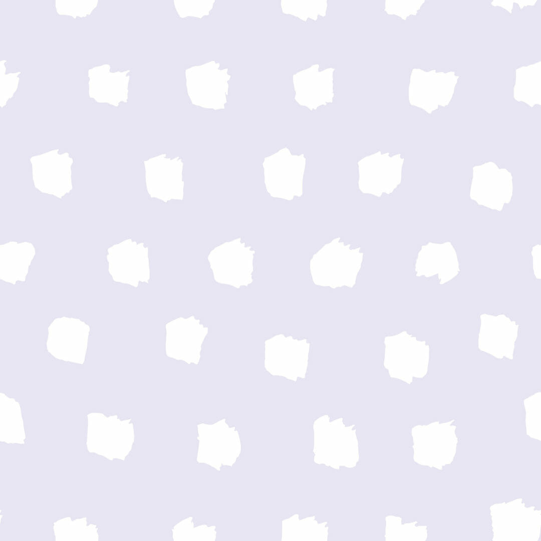 lavender and white polka dot peel and stick wallpaper