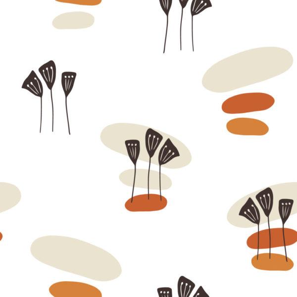 beige boho wallpaper peel and stick