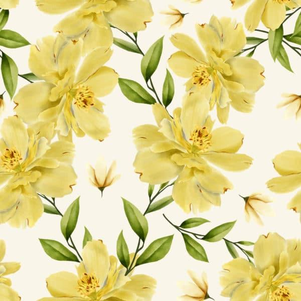 floral peel stick wallpaper