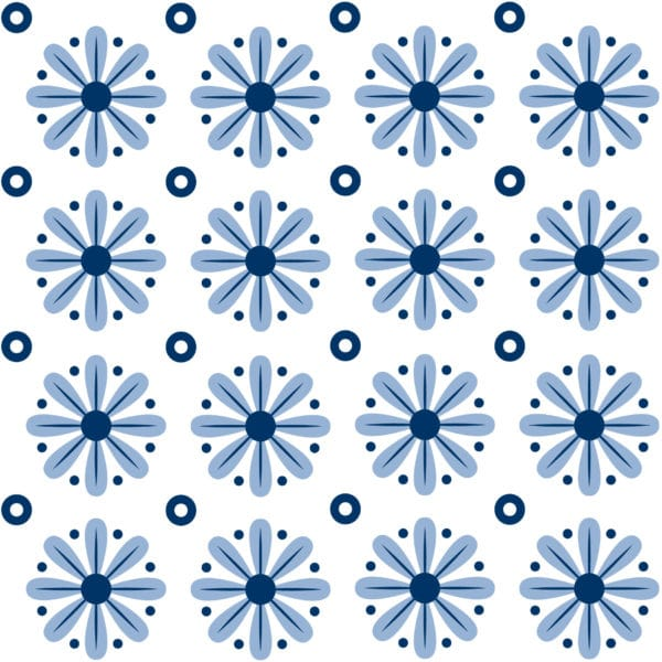 blue and white geometric wallpaper peel and stick