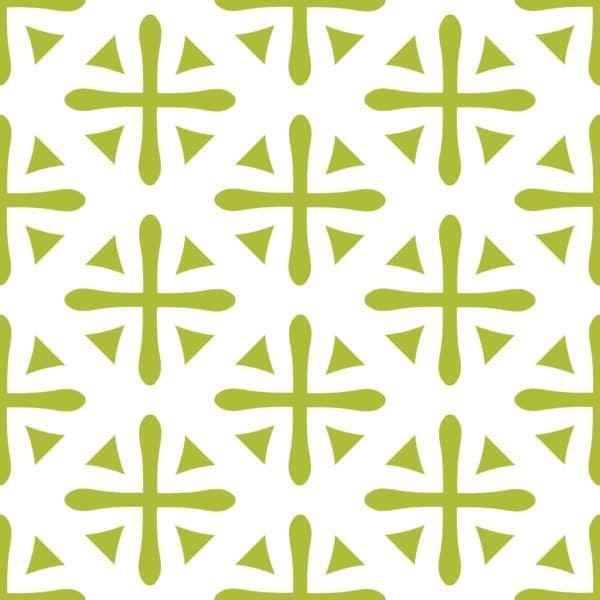 geometric peel stick wallpaper