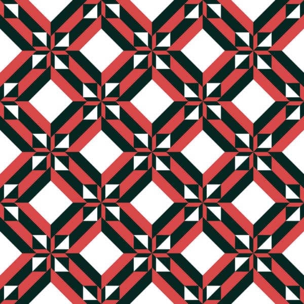 black and red geometric wallpaper peel and stick