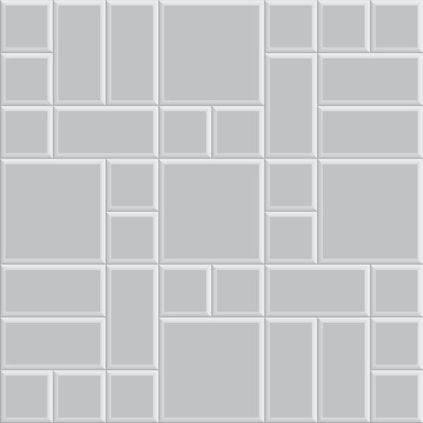gray geometric tiles wallpaper peel and stick