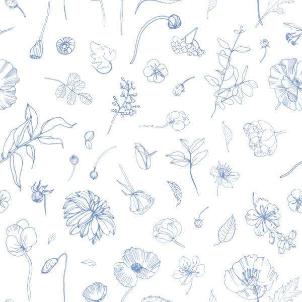 light floral peel stick wallpaper