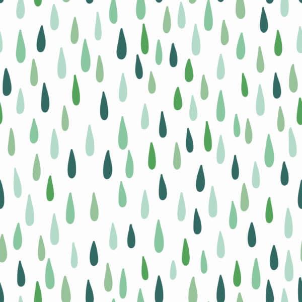 multicolor drops peel stick wallpaper