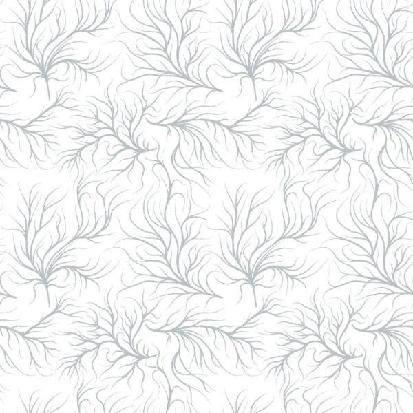 gray and white organic wallpaper peel and stick