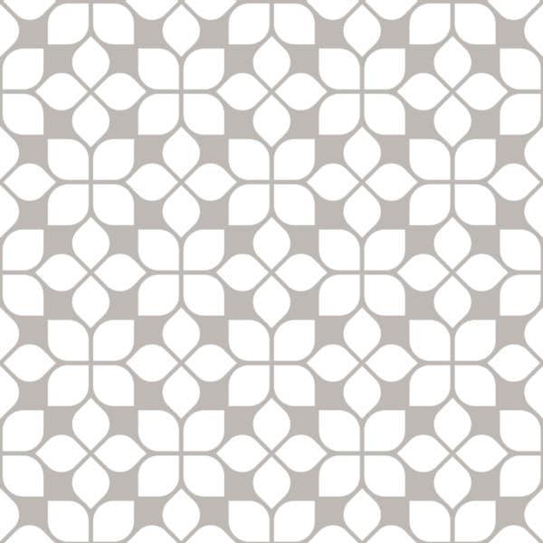 beige oriental tile wallpaper peel and stick