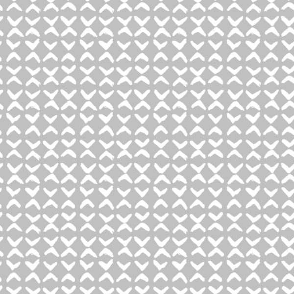 gray and white small link peel and stick removable wallpaper