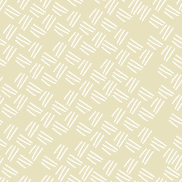 yellow stripe self-adhesive wallpaper