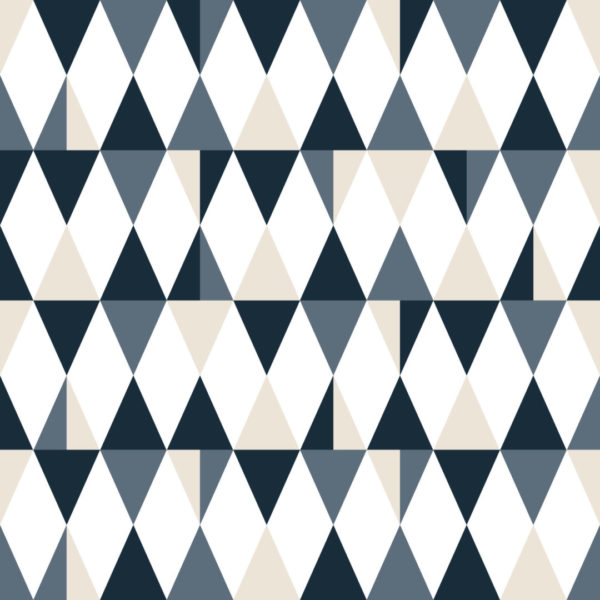 gray triangle peel and stick removable wallpaper