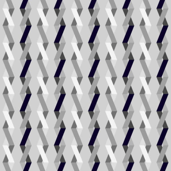 gray zig-zag peel and stick removable wallpaper