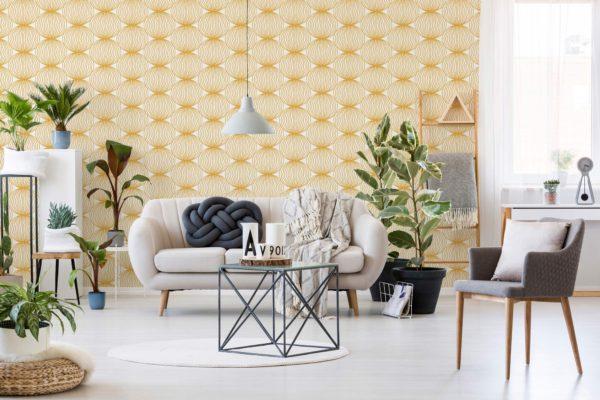 minimal circle wallpaper